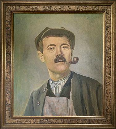 Porträt von MATHIAS JOSEF OSTER